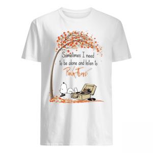 Snoopy Pink Floyd Shirt