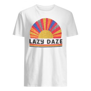 Sunshine Lazy Daze Tour Shirt