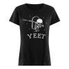 Yeet Dab Skeleton Women's Shirt