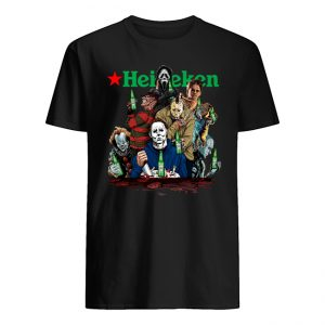Heilenken IT Pennywise Derry Is Calling Chapter Two Shirt