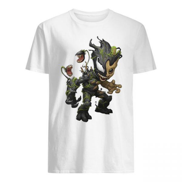 Official Baby Groot Venom Shirt