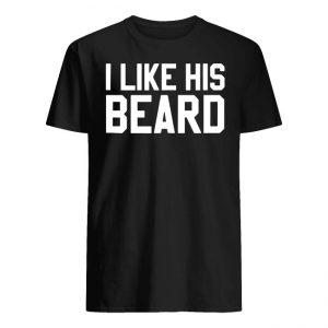 Wedding Gift Ideas Couple I Like His Beard Shirt
