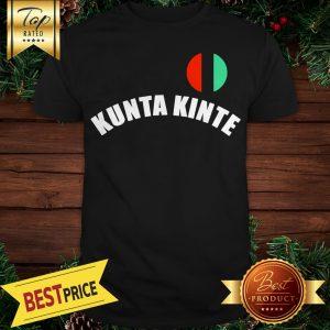 Official Colin Kaepernick Kunta Kinte Shirt