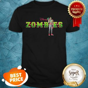 Nice Disney Zombies Football Shirt