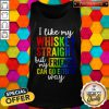 LGBT I Like My Whiskey Straight But My Friends Can Go Either Way Tank Top