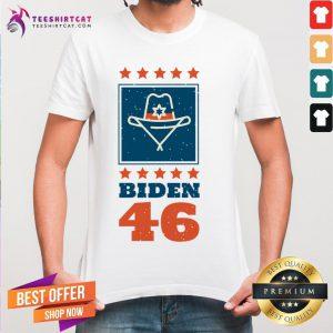 Original Biden 46 Joe Biden T-Shirt - Design By Teeshirtcat.com