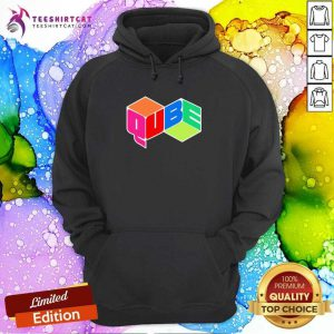 Qube Cable Tv T Hoodie