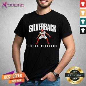 Good Silverback Strong Trent Williams Shirt