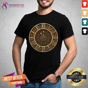 Grateful Steampunk Clock Shirt